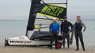 SailGP selection